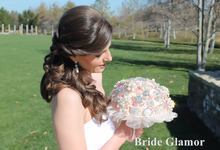 Brooch Bouquet by BRIDE GLAMOR LLC