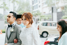 Wan & Liyana by azri ali photography