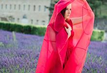 Provence Fashion Story by Marina Fadeeva Photography