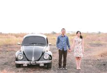 Prewedding of Nila + Ricky by Kite Creative Pictures