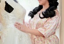 BRIDE    Gen Louise by April Ibanez Makeup Artistry