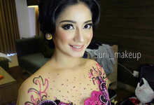 Makeup for Miss Toursm Indonesia by surii makeup artist