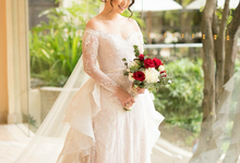 Kevin  &  Arianne by The Atelier Manila