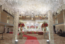 BALLROOM at GRAND HYATT HOTEL JAKARTA  by IMAGE Decoration