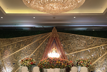 Wedding of Tondi & Yurika by Shangri-La Hotel, Jakarta