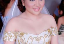 Yayan & Wenny Wedding Day by Yurica Darmawan