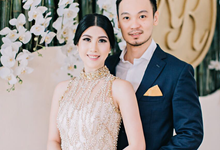 The Traditional Proposal of Anggika and Raymond by PROJECT ART PLUS Wedding & More
