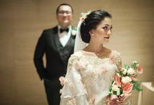 Karisa & Andrei wedding by SVARNA by IKAT Indonesia Didiet Maulana