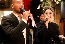 Akad & Resepsi DJ Una & DJ Rama by MC Febicil (Febrina Stevani)