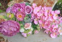 Flower Handbouquet  by KreasiYaya