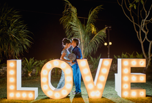 Wedding michael & natalia by Project Art Bali