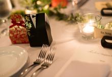 An intimate affair at Halia by Wedding Mentors