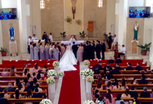 Ceremony: Panganiban-Diaz Nuptials by Perfect Fourth