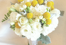 Yellow Palette by Fairy floral