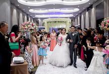 The Wedding of Edy & Imelda by AS2 Wedding Organizer