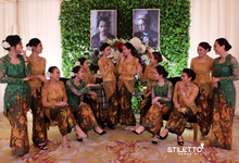 Traditional wedding / wedding adat part I by STILETTO PAGAR AYU