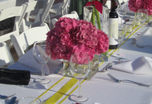 George G Goehller Alumni House Wedding by Falon B Weddings