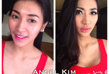 Nia Pro Model by Angel Kim Makeup Artist