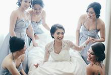 Bridesmaid Dress (Custom & Hak Milik) by Kimono_ku