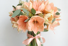 Crystalline Vases by Pollen & Petals
