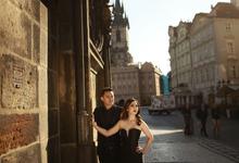 Suryadi & Rossa Prewedding Photoshoot by Yogie Pratama