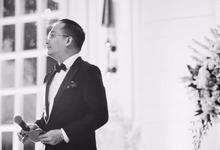 International Wedding by Allan Steven
