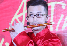 Chinese music live band by YI XIANG LER CHINESE MUSICAL CENTRE