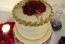 Beautiful cakes by A Taste of Decadence by Louise