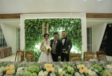 MC Wedding of Henry & Corry by Elbert Yozar