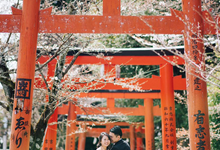 Prewedding of Rio & Amelia by Jessica Huang