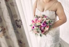 Bride: Lyra Manzano by LASALA