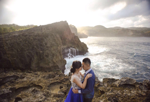Prewedding Miss Vinni Aprilia & Mr Anthoni by YU makeup artist