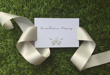 Marcella Prayogi's Bridesmaids Packaging by Palestro Wedding Essentials