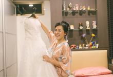 Alex & Jasmine Wedding by Farfalla Perlata