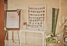 Asha & Cameron Wedding by eight on its side