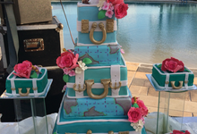 Love and Travel by Sweet Maven cakes and pastries by poochie tayag