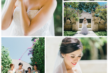 Bali wedding day by Nic Chung Photography