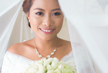 Beautiful Bride by Makeup by Tina U.
