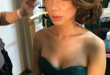 makeup for ce Selvi  by Imel Vilentcia Make Up Artist