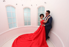 Prewed Aris and Amel by Luminous Bridal Boutique
