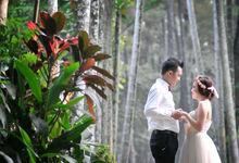 Story of Prewedding : Nova & Alvi by glamour photography