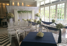 Real Wedding by Wyl's Kitchen