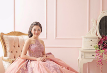 Sweet 17th for Vania Wijaya  by Christine Lie Make Up Artistry