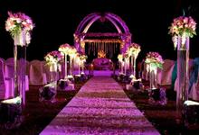 Destination wedding planner in India by Desert Pearl Entertainment