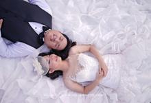 Leo & Novi Prewedding by Virry Christiana - Makeup Artist Jakarta