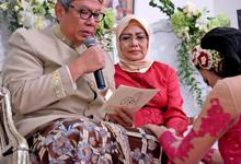 Annisa & Rieza Wedding by Pranatacara Wedding Organizer
