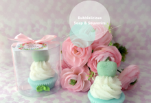 Fruity Cupcake Soap by Bubblelicious Soap & Souvenirs