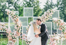 Romantic wedding by Maria German Decor by Maria German decor