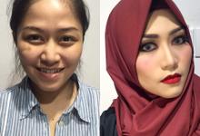 Makeup Portfolio by YURI Beautify Makeup