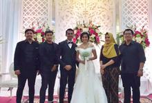 Sylvia & Agus Wedding by 1548 band